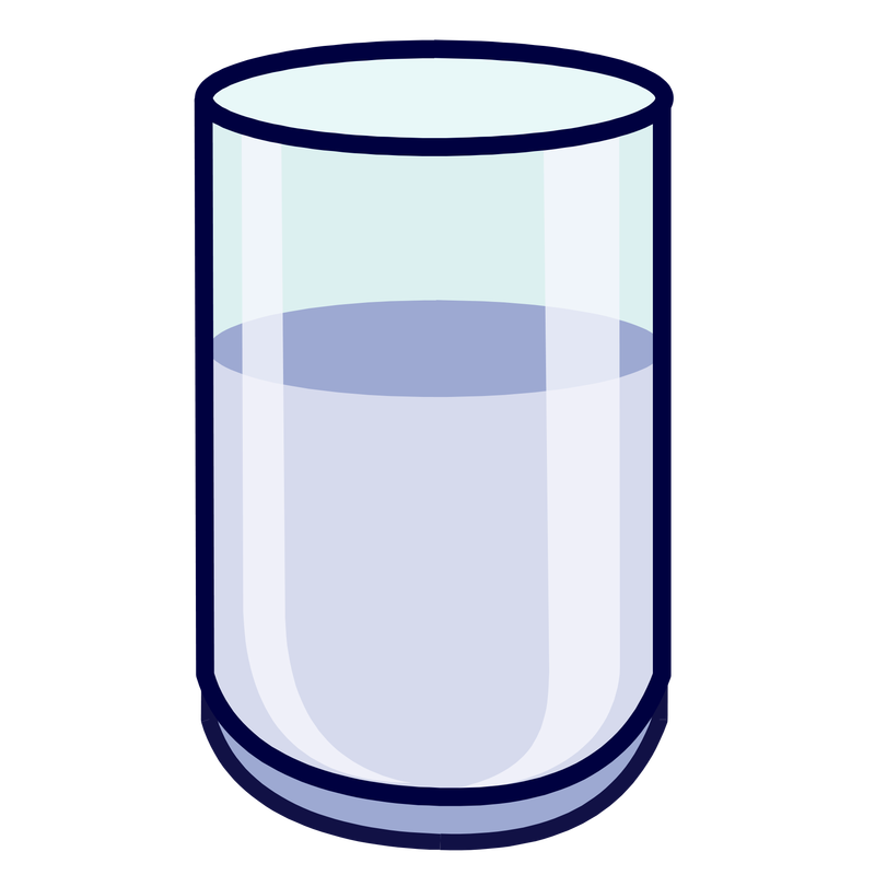 Cup water png. Collection of glass
