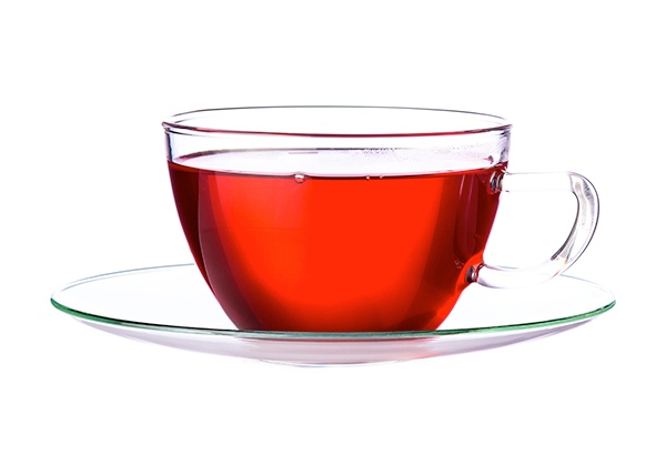 Cup with red tea drink png. Books on the best