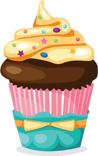 Cupcake vector png. Pin by f tima