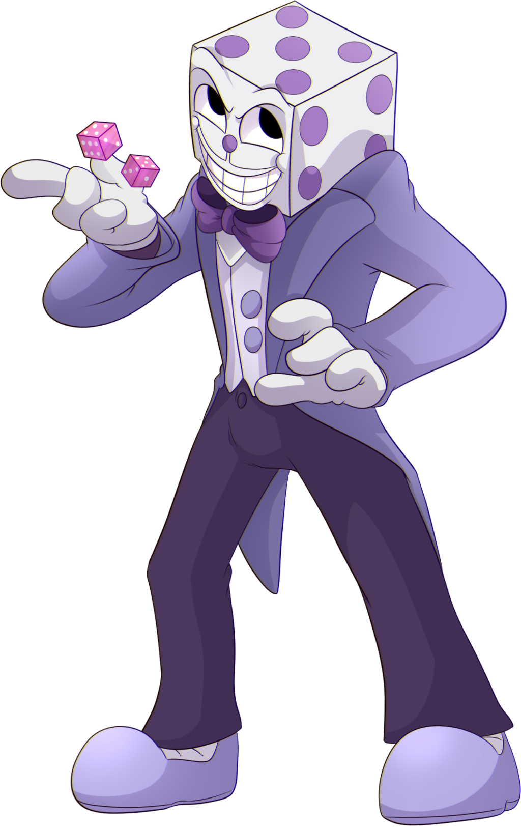 Cuphead king dice png. Ch i m mr