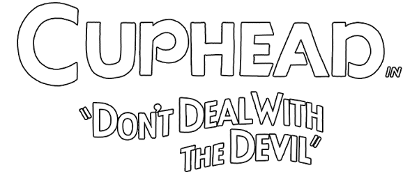 Cuphead logo png. World how to beat