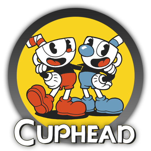 Cuphead logo png. Icon by blagoicons on