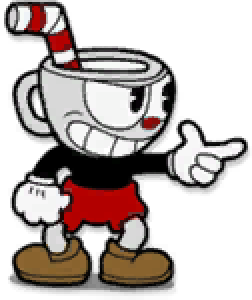 Cuphead png. Image shoot cup wiki