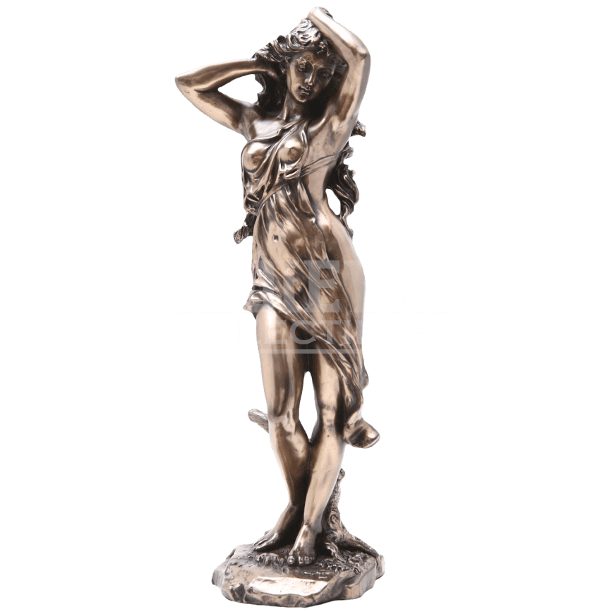 Greek god of wealth statue png. Aphrodite cc from medieval