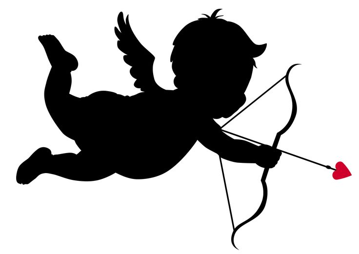 Cupid clipart. Cilpart extremely ideas valentines