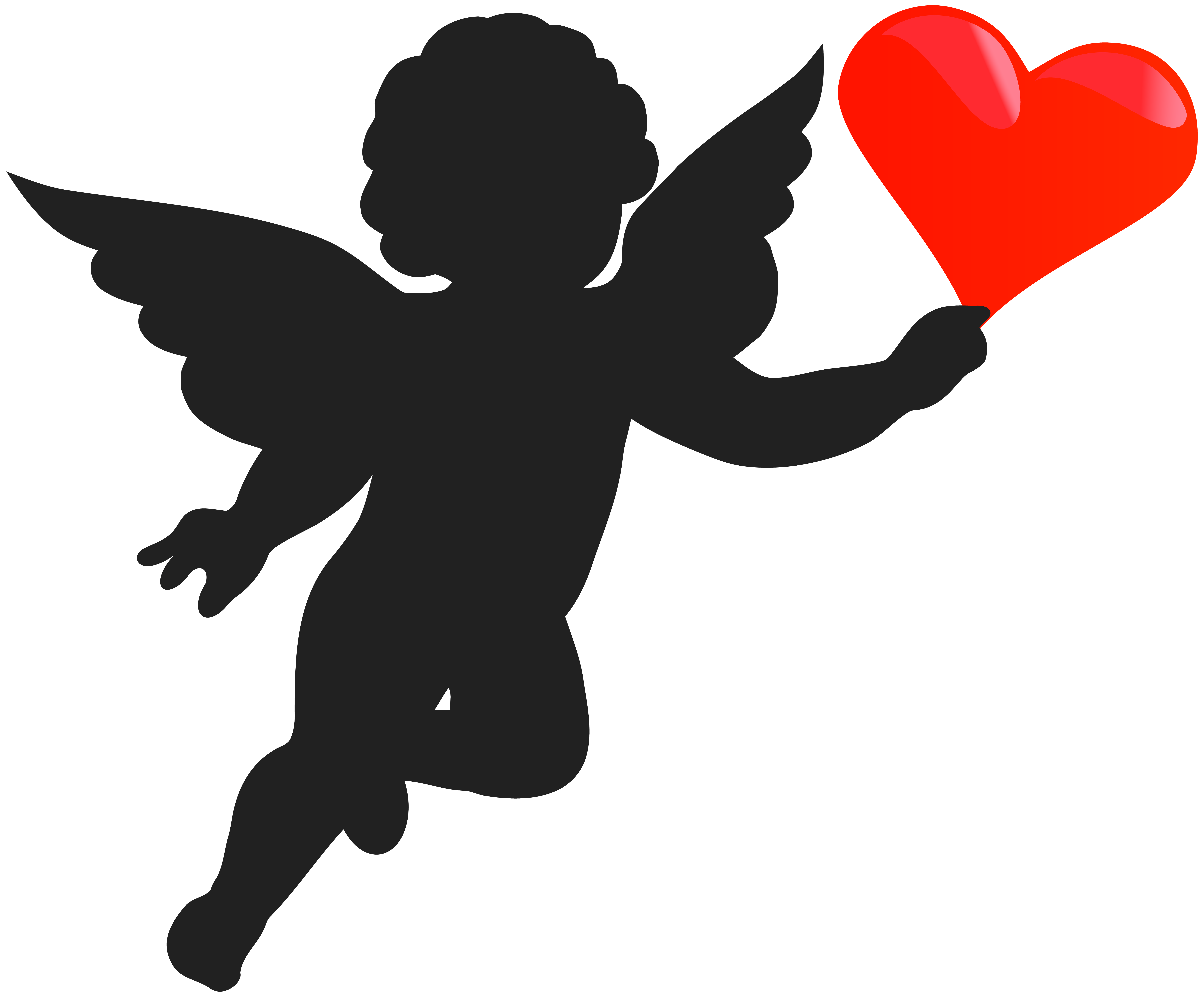 Collection of free download. Cupid clipart clip black and white stock