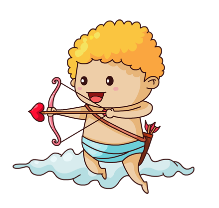 Cupid clipart. Free distract cliparts download