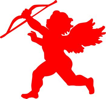 Cupid clipart red. Best images on