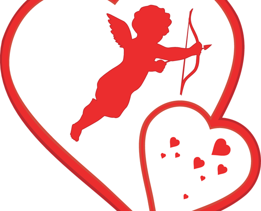 Cupid clipart valentines. Day pictures pencil x