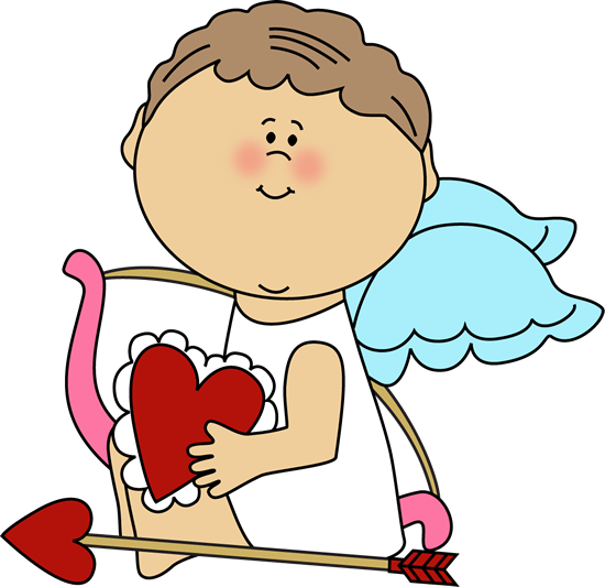 Cupid clipart valentines. Valentine s day clip