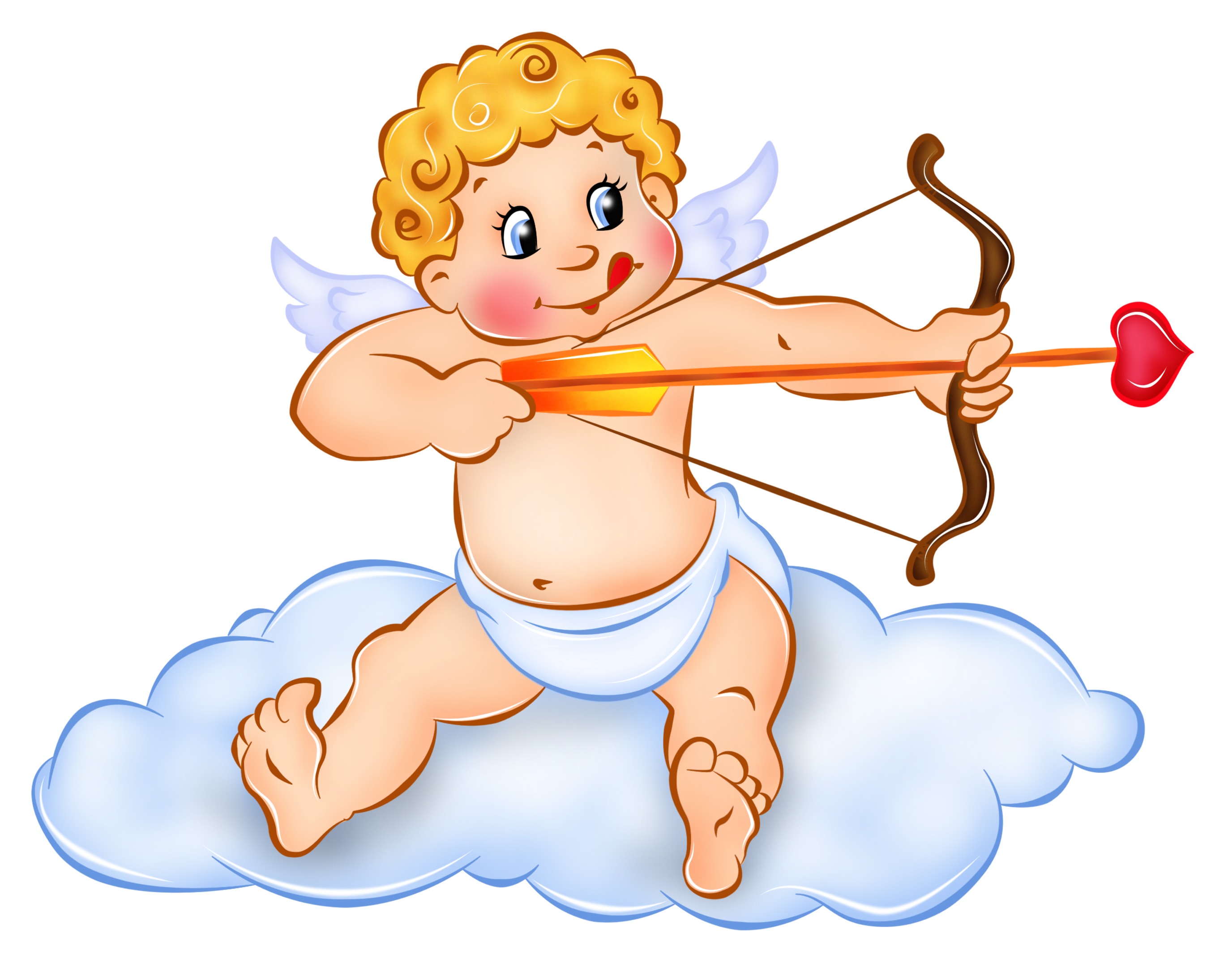 Cupid png. Cute picture gallery yopriceville