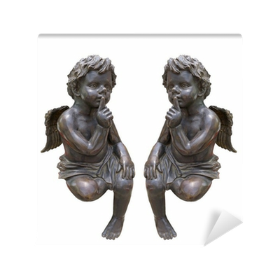 Cupid statue png. Wall mural pixers we