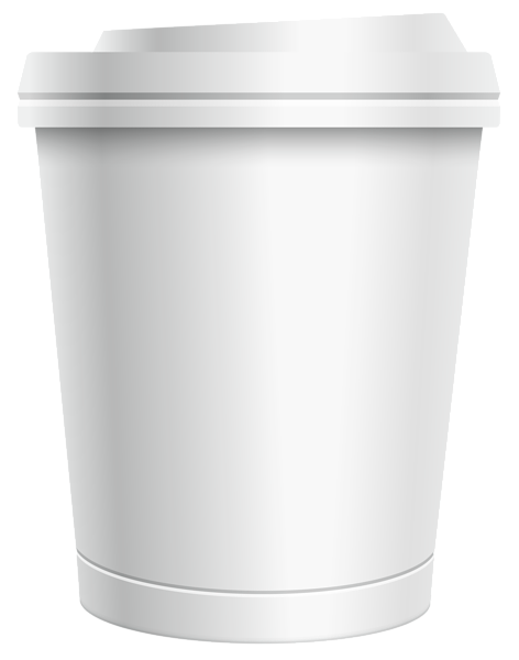 coffee cup png plastic
