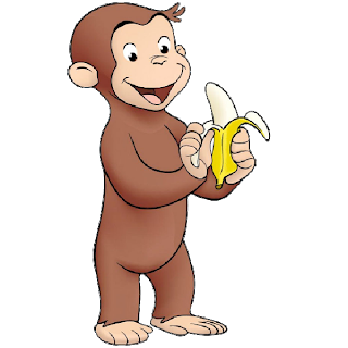 Curious george clipart. Cozy design cartoon images