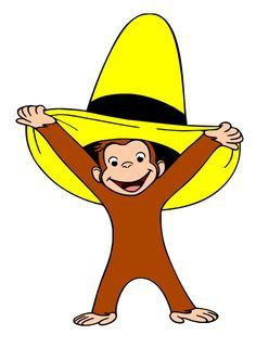 Svg download this purchase. Curious george clipart file graphic free
