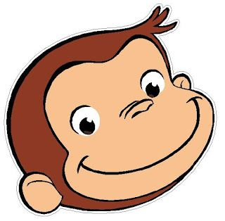 Curious george clipart mad. Best images on