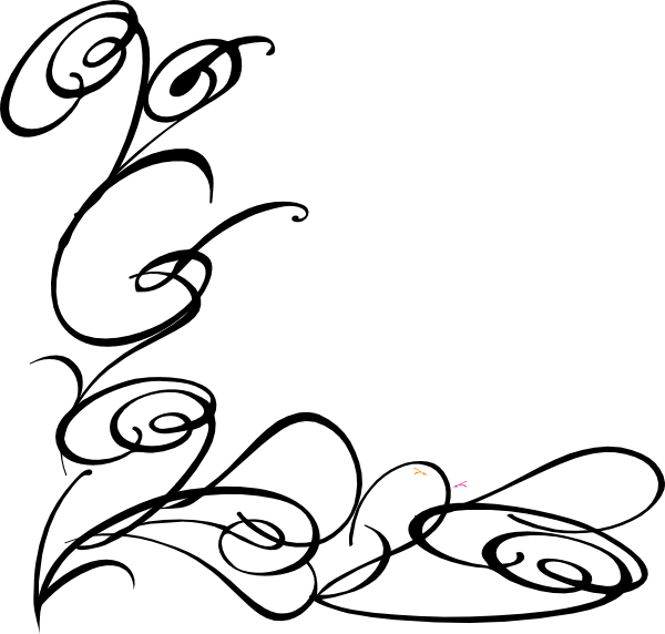 Curls drawing decorative. Swirl at getdrawings com