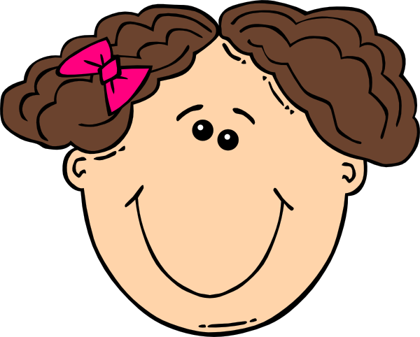 Curls drawing wavy hair. Short curly encode clipart