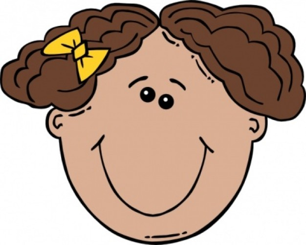 Curly clipart. Hair panda free images