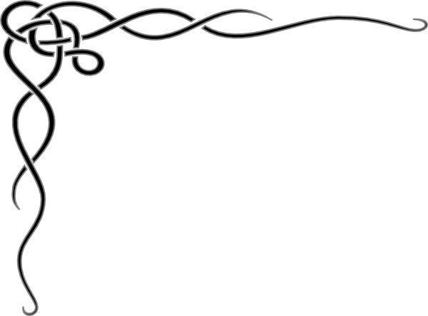 Curly frame png. Clip art at clker