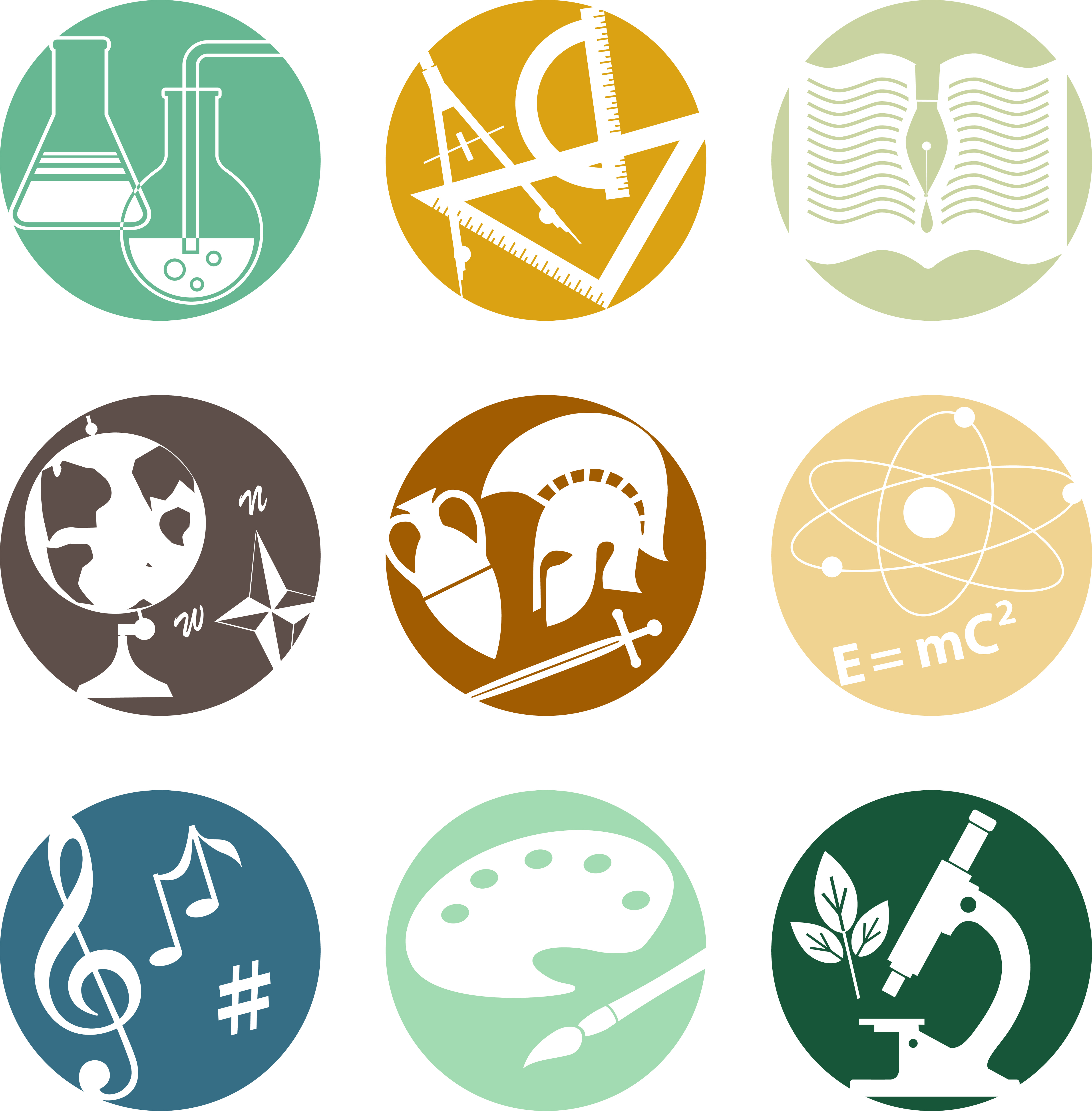 Curriculum clipart education icon. Integration the lookstein center