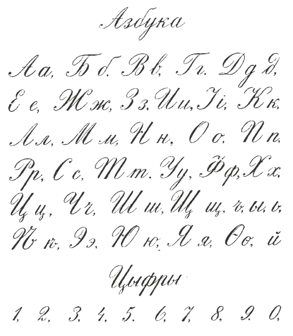 Cursive letters png. Are there equivalents to