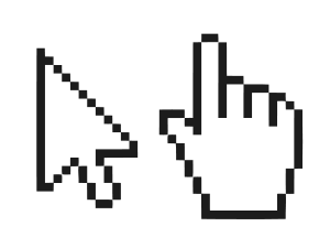 Cursor svg 8 bit. Why paid search is