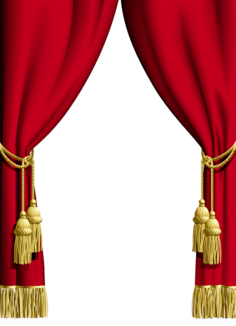 Curtain background png. Best stock photos red