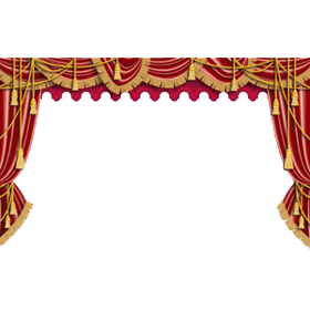 Curtain background png. High resolution icon free