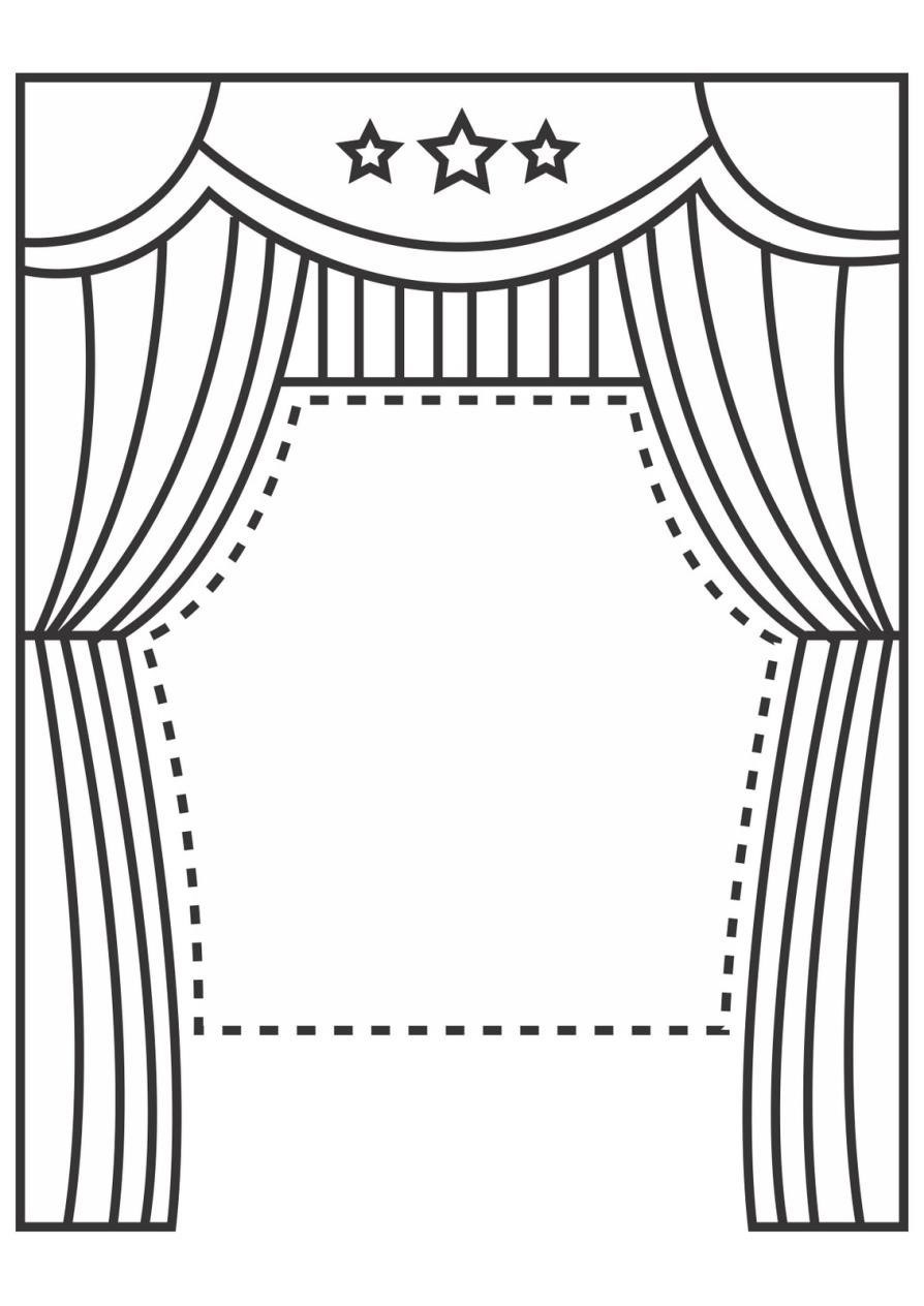 Curtain clipart black and white. Curtains www stkittsvilla com png black and white library