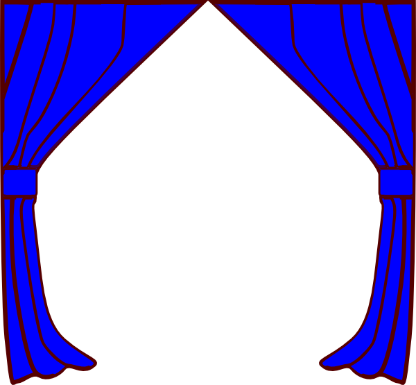 Curtain clipart curtain raiser. Images of curtains the