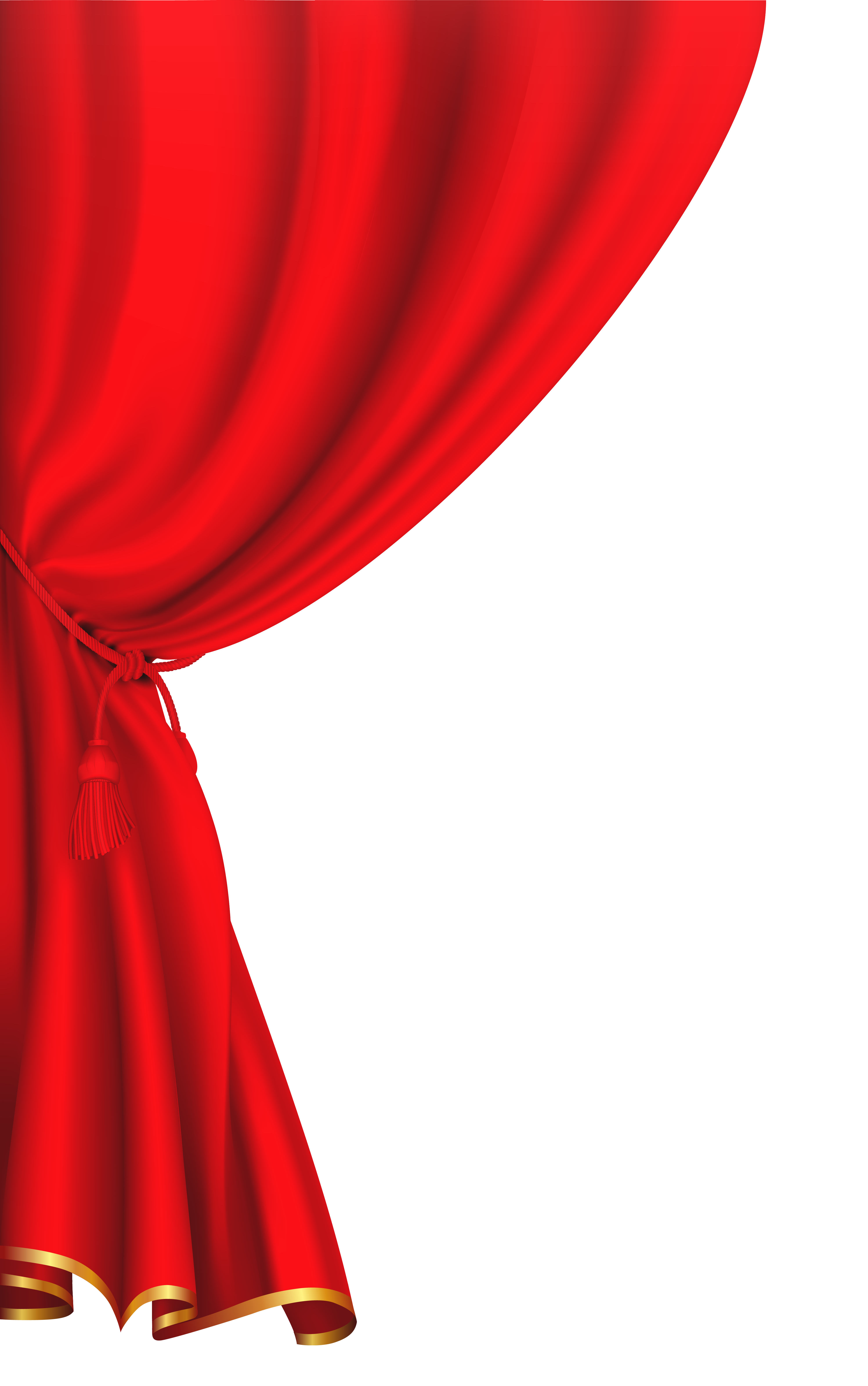 Curtain clipart cute. Red image gallery yopriceville clipart stock