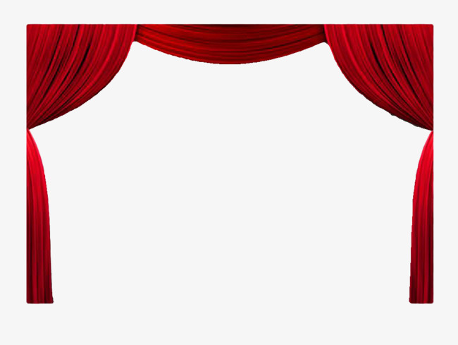 Stage curtains show png. Curtain clipart cute clipart library library