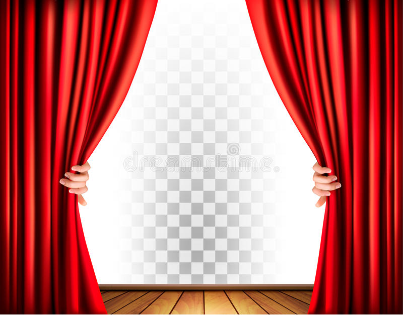Curtain clipart play. Theater curtains with a svg library library