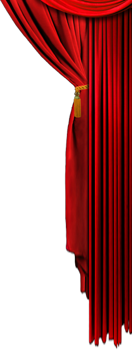 Curtain png. Download free transparent image