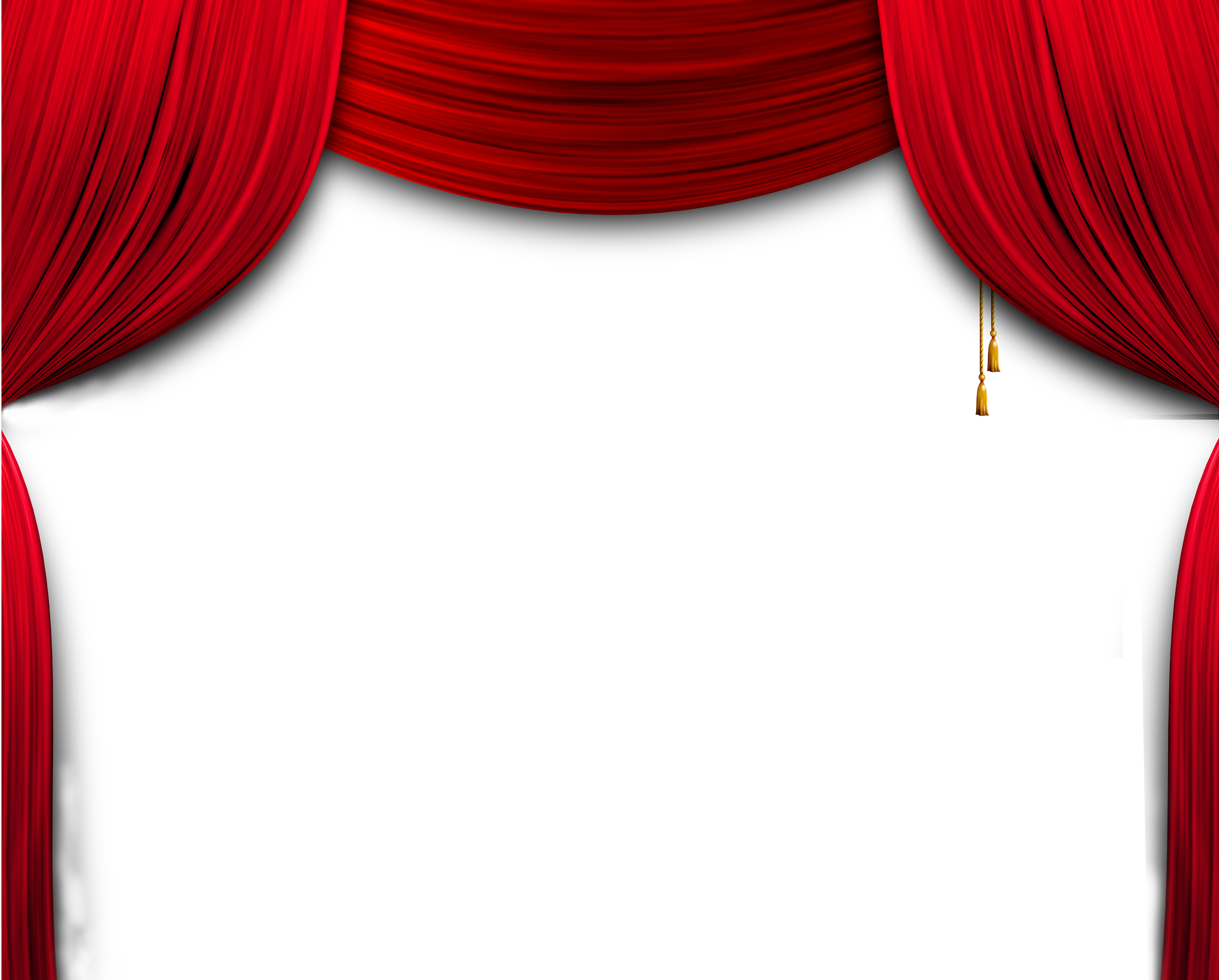 Red stage curtains png. Curtain textile pattern transprent