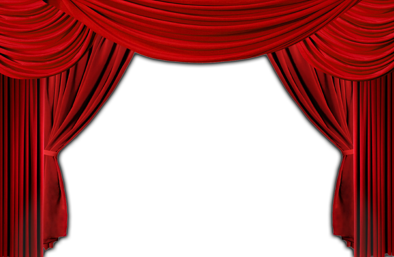 Theatre curtain png. Stage images transparentpng image