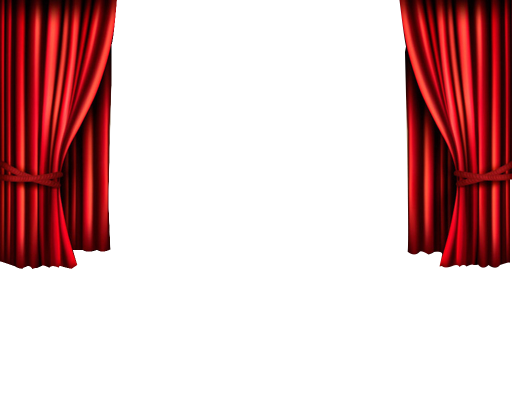 Curtain stage png. Computer file curtains transprent