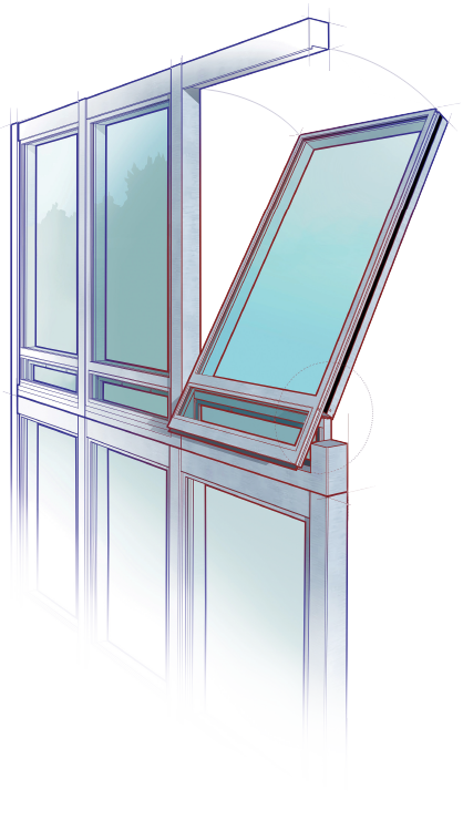 curtain wall png