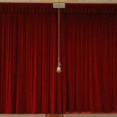 Curtains clipart big red. Transparent decor png gallery