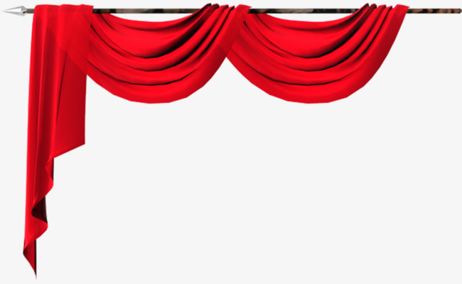 Curtains clipart curtain frame. Red stage texture the
