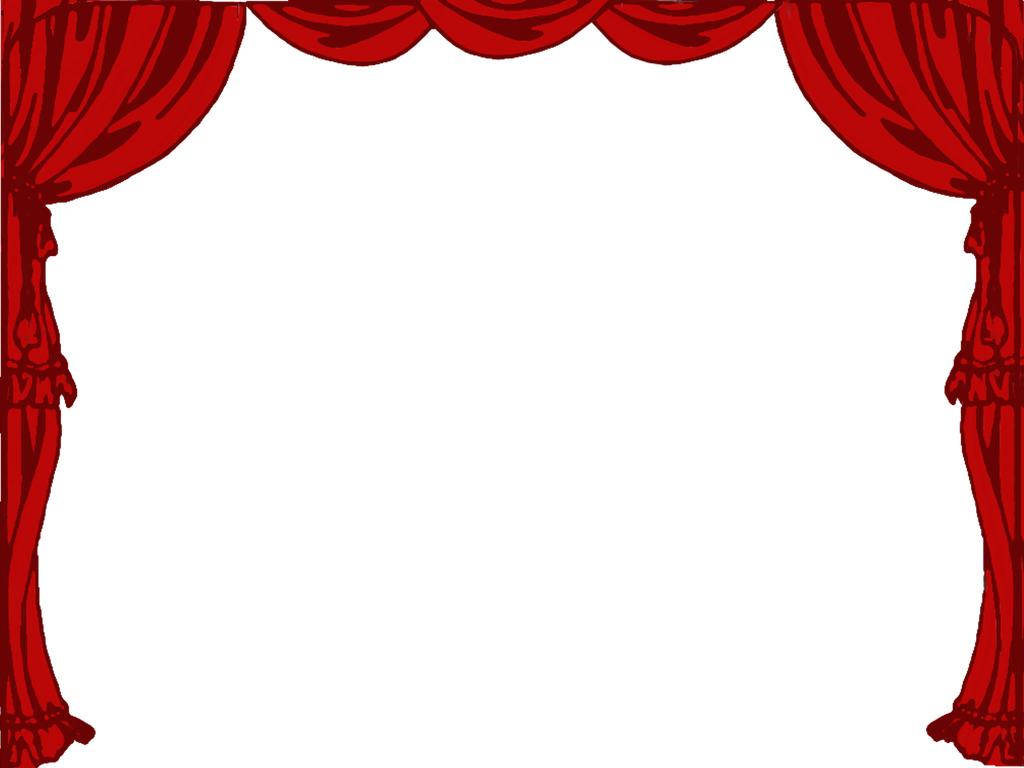 Stage curtain png. Curtains clipart by clipartcotttage