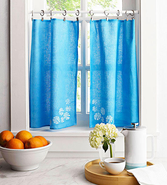 No sew diy and. Curtains clipart simple window banner freeuse library