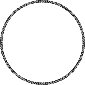 Curved clipart rope. Free circle cliparts download