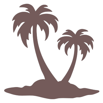 Curved palm tree png. Ecraftcentral com welcome island