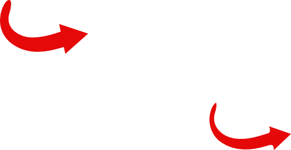 vector curve red