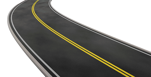 Curved road png. Images highway download