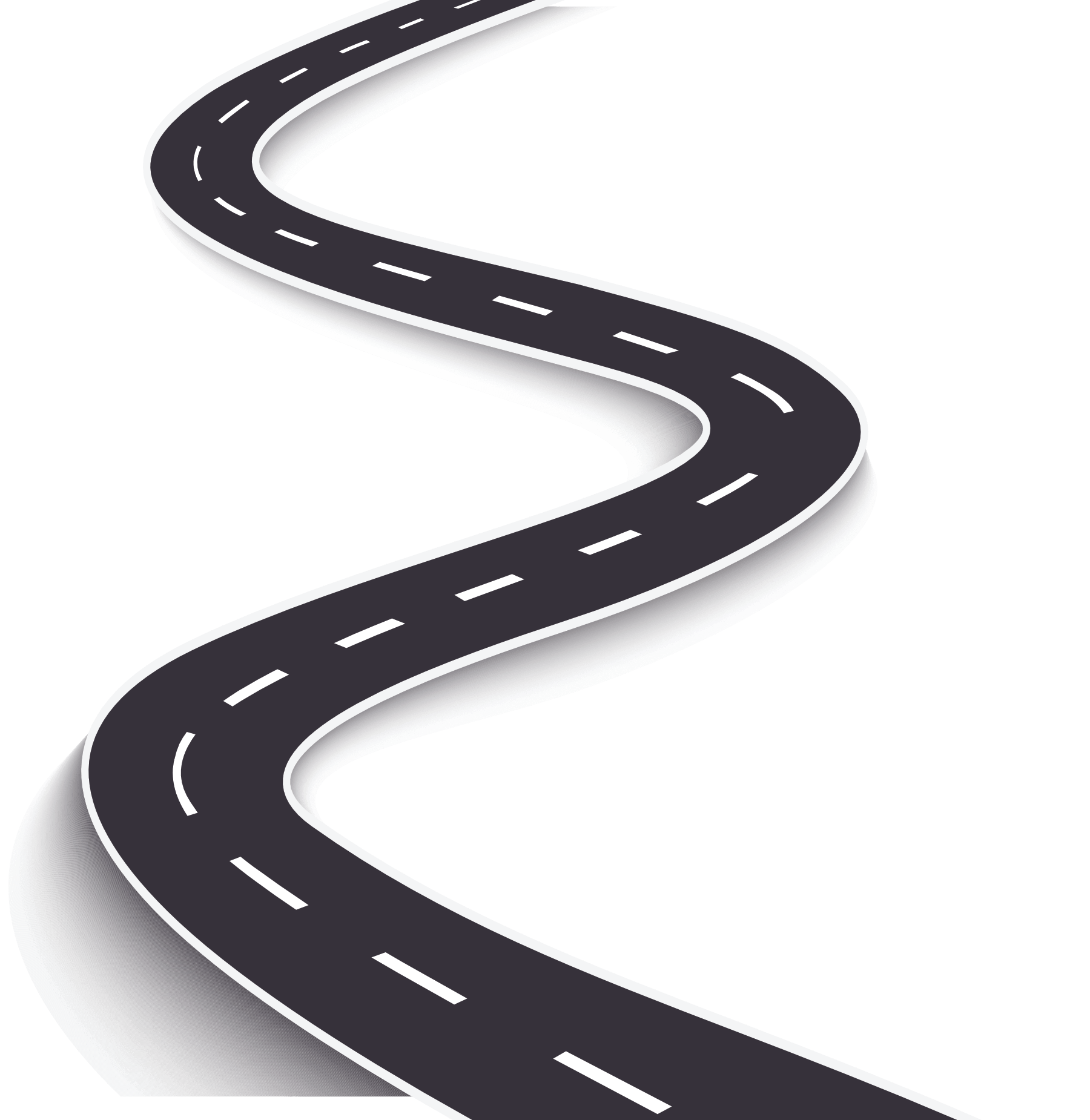 Curvy road png. Contact us industries local