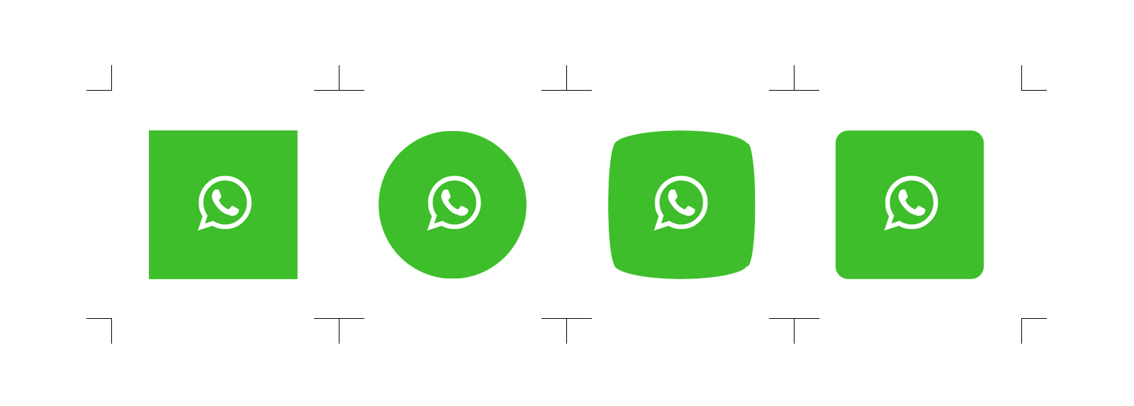 Custom png buttons. Whatsapp share button profitquery