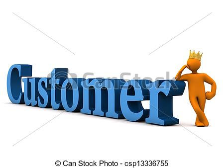 With crown orange cartoon. Customer clipart clipart transparent library
